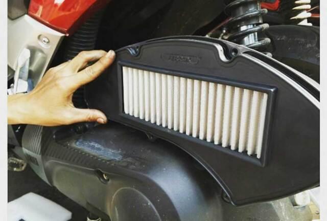 Hasil gambar untuk filter motor
